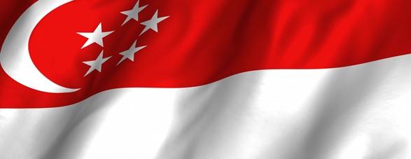 ธงสิงคโปร์