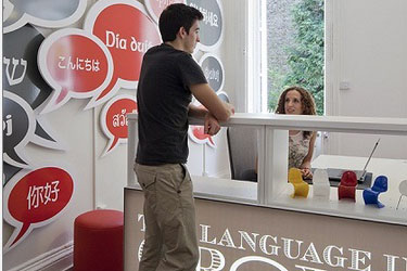 Language in London1