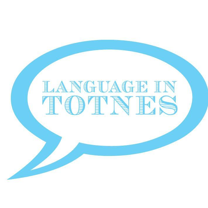 language in Totnes